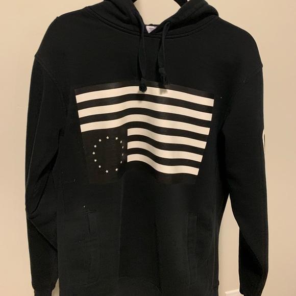 Black Scale Jackets Coats Blvck Scvle Hoodie Rare Poshmark